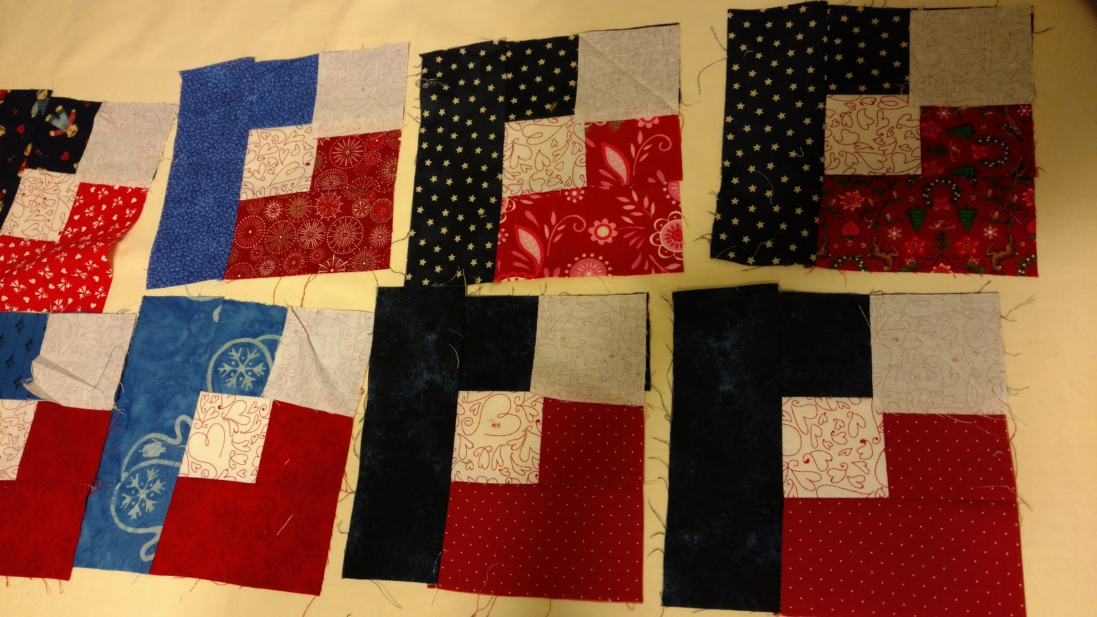 Making A Lather: more boxy stars : boxy stars quilt pattern - Adamdwight.com