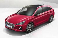Hyundai i30 Tourer (2017) Front Side