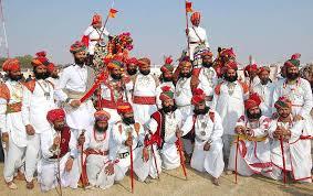 वीर योद्धा राजपूत की धरती राजस्थान का इतिहास -History of Rajasthan, the land of Rajput warrior -