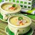 Resep Membuat Sup Krim Ayam Asap Lezat dan Nikmat