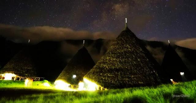 Tempat -tempat Wisata di Ruteng, Flores