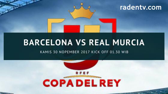 Barcelona vs Murcia