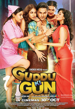 Guddu Ki Gun 2015 Hindi Movie Download