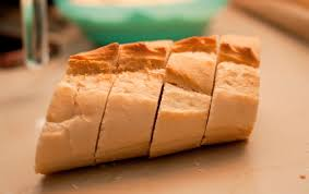 Pan Frances, Relleno con Crema de Champiñones