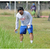Look: Manny Pacquiao spotted picking-up trash in the field where he run