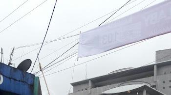 En Quibdó desmontan 33 vallas en cumplimiento a la Ley 140 de 1994