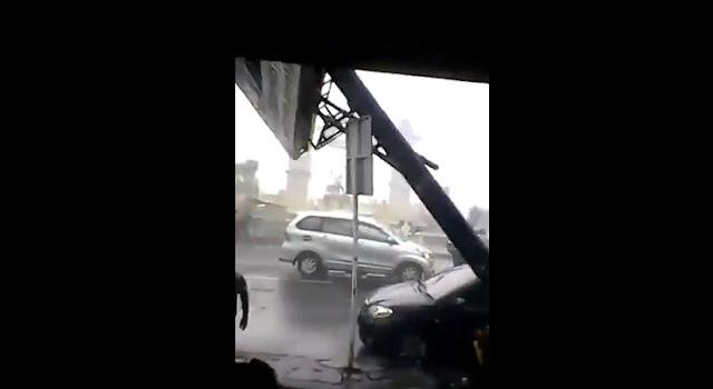 """Teriakan """"Allahu Akbar"""" Saat Bencana di Banjarnegara"""