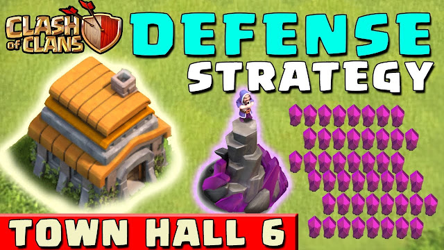 strategi war th 6