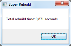 Super Rebuild