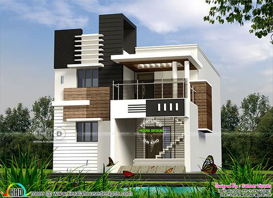 2130 square feet 3 bedroom modern home