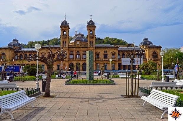 San Sebastián, Ayuntamiento