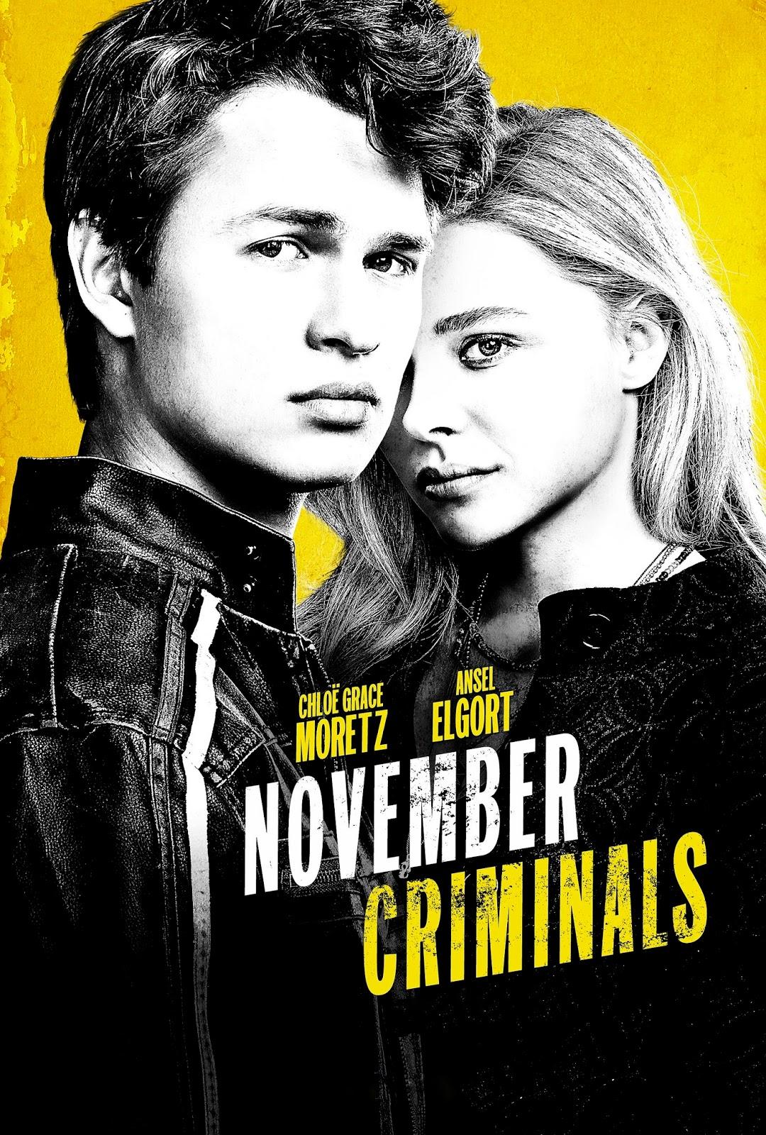 November Criminals [2017] [DVDR] [NTSC] [CUSTOM HD] [Subtitulado]