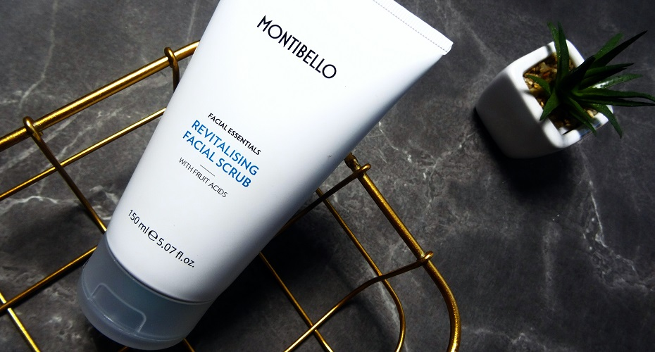 FACIAL ESSENTIALS - REVITALISING FACIAL SCRUB - MONTIBELLO