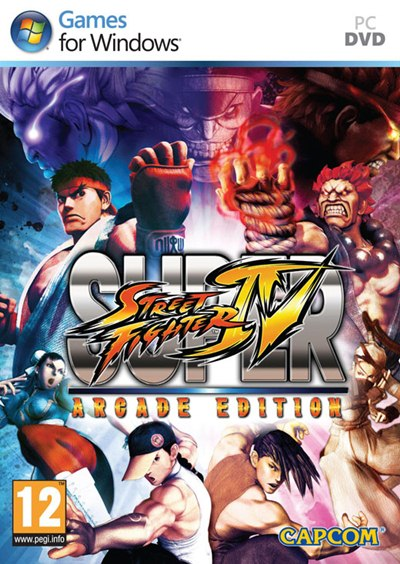 Super Street Fighter 4 IV PC Full Español Arcade Edition Descargar