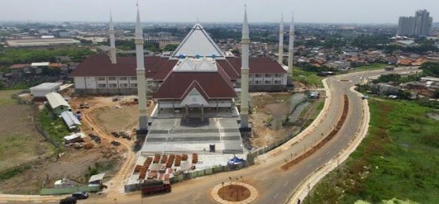 Sebanyak 1926 Tumpeng akan Ramaikan Harlah NU 91 di Masjid KH Hasyim Asyari Daan Mogot Jakarta