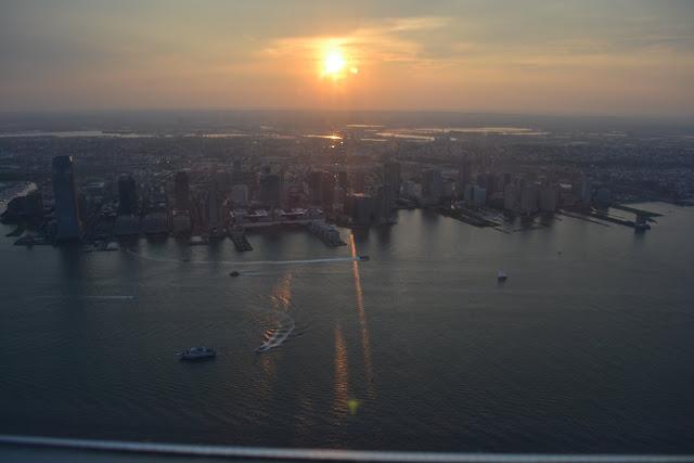 Смотровая площадка нового Всемирного Торгового центра, Нью-Йорк-Сити (One World Observatory, NYC)