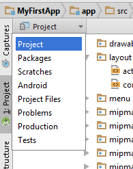 Android to Project