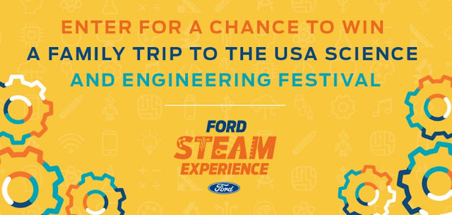 Ford STEAM Experience Sweepstakes