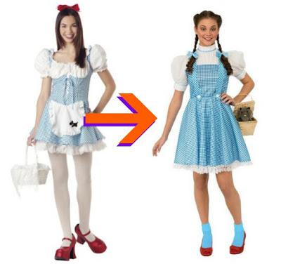 modest Holloween costumes