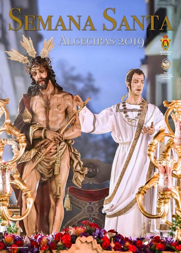 Cartel de la Semana Santa de Algeciras 2019