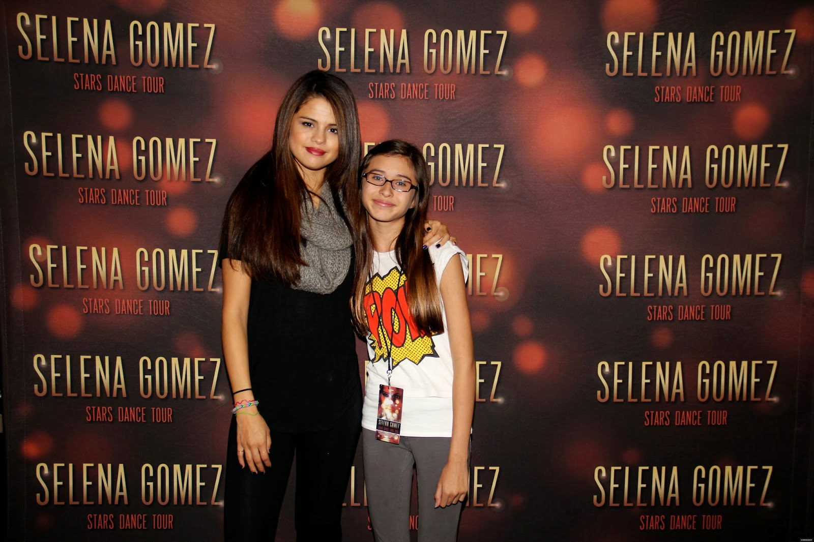 how to meet selena gomez 2013