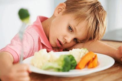 6 Cara Jitu Mengatasi Anak Susah Makan Agar Selalu Sehat