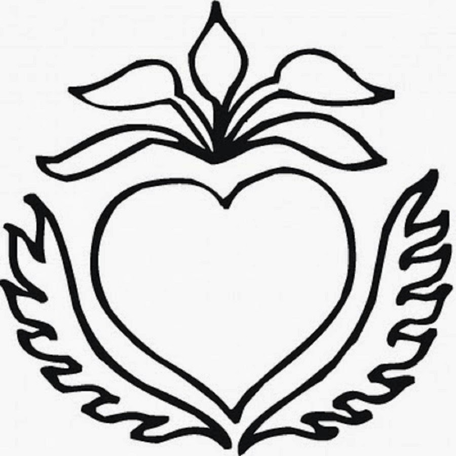 Coloring Pages: Hearts Free Printable Coloring Pages for