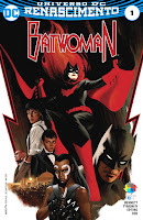 DC Renascimento: Batwoman #1