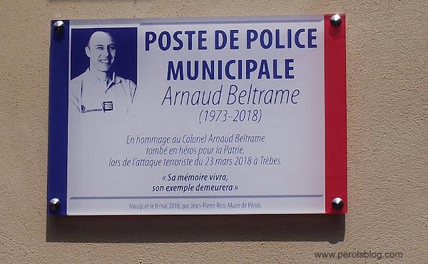 Poste de police Arnaud Beltrame à Pérols