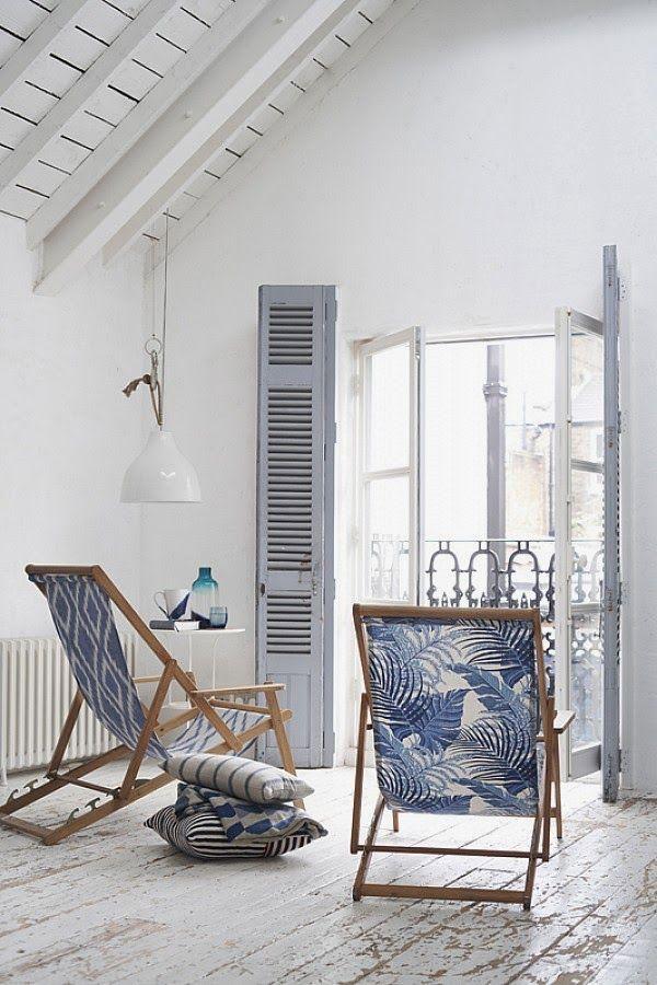 Interior relooking 5 idee per arredare la casa al mare for Case di mare interni