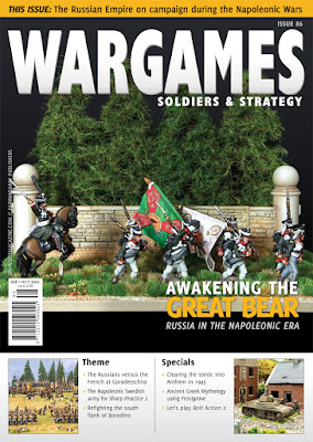 Wargames, Soldiers & Strategy, 86, July 2016