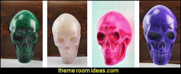 Skull Cabinet Cupboard Knob Pulls Handle