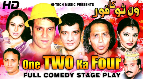 One Two Ka Four Stage Drama And Cast