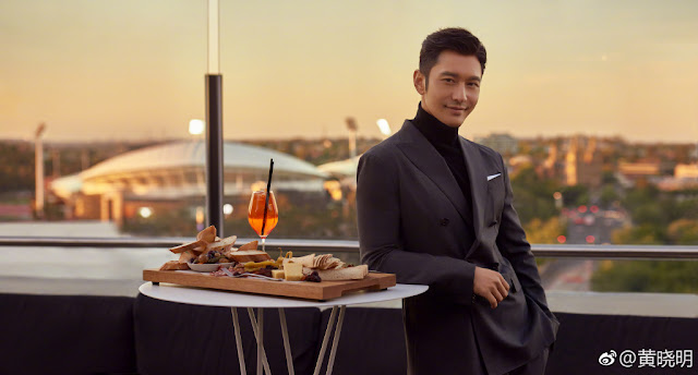 Huang Xiaoming Tourism Ambassador South Australia