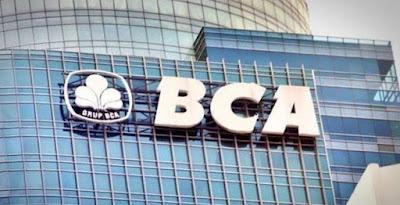Loker Bank BCA