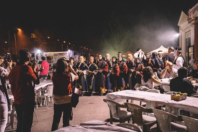 """Ροδακοινογνωσία - Η γιορτή του Πολιτιστικού Συλλόγου Κοπανού """"Η Μίεζα"""""""