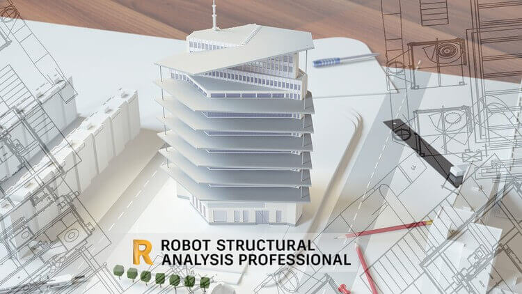 Robot Structural Analysis Pro 2019