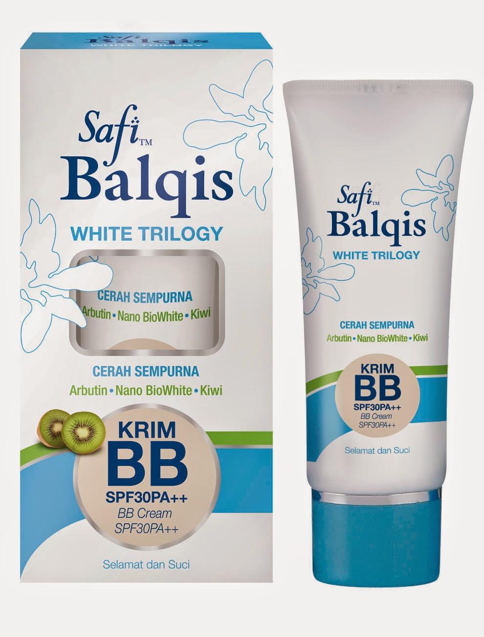 [Beauty Review] : Safi Balqis White Trilogy - Ayue Idris