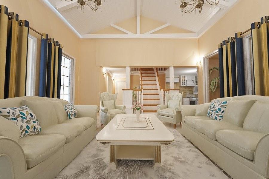 Design interior casa stil clasic american Constanta - Design Interior / Amenajari Interioare | Design - interior living - casa - clasica