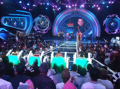 Asep AS Subang memperoleh 4 Bintang dari 4 Mentor Bintang Pantura 3