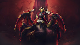 Queen of Pain DOTA 2 Wallpaper, Fondo, Loading Screen