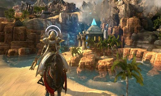لعبة Might & Magic Heroes VI