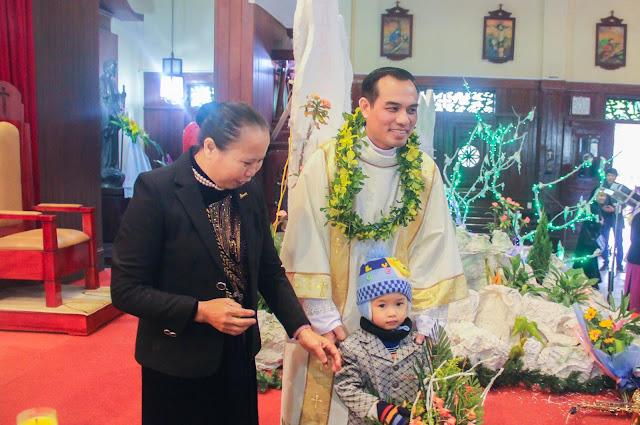 Lễ truyền chức Phó tế và Linh mục tại Giáo phận Lạng Sơn Cao Bằng 27.12.2017 - Ảnh minh hoạ 199