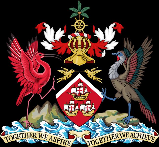 Lambang negara Trinidad dan Tobago