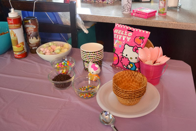 Designed By Diana Hello Kitty Party