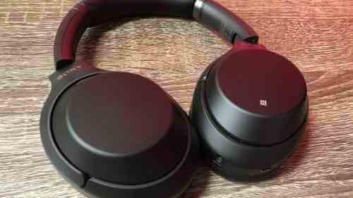 Sony WH-1000XM3 wireless Bluetooth headphones review