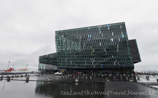 雷克雅未克 Reykjavík , harpa劇院