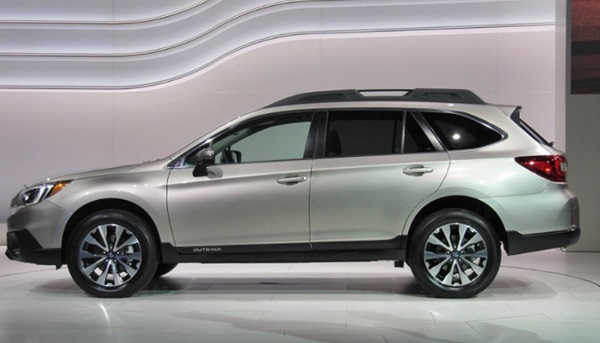 2017 subaru outback changes redesign review specs release. Black Bedroom Furniture Sets. Home Design Ideas