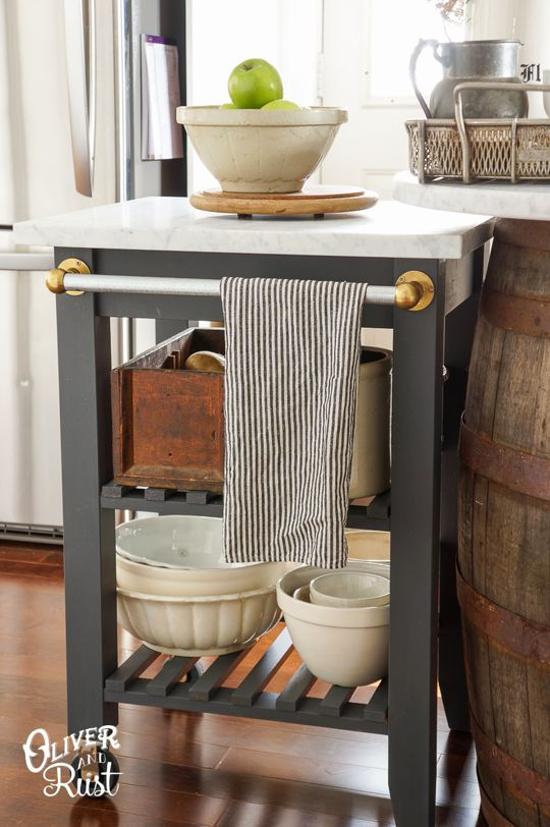 Emejing Carrello Cucina Ikea Ideas - Ameripest.us - ameripest.us