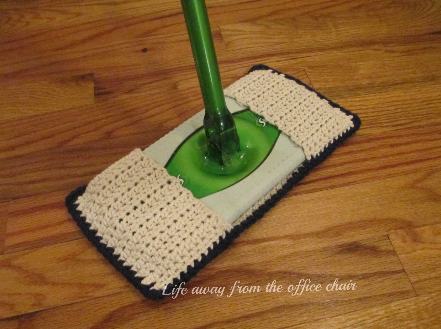 Crochet Swiffer Pad Pattern Life Away From The Office Chair